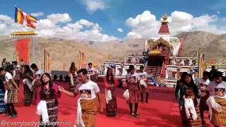 Naropa 2016 - Modern Bhutanese Dance