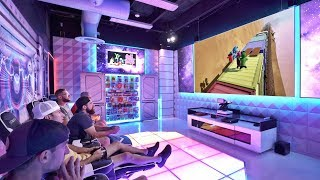 World's Best Gaming Room | Overtime 10 | Dude Perfect