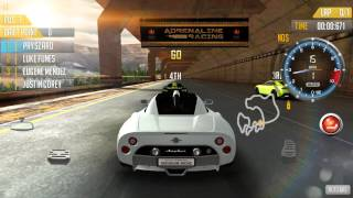 Adrenaline Racing: Hypercars Android Gameplay
