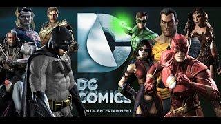DC Comic Movie Lineup Through 2020 Announced!