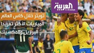 """""""المراهق"""" إمبابي الأكثر ذكراً في تويتر خلال كأس العالم"""