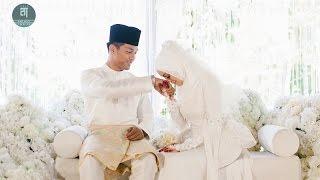 #IzhaMia : Majlis Pernikahan| CST 4K