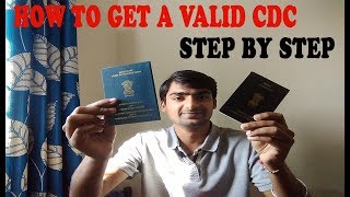 How To Apply For A CDC In 2018 | Step By Step Procedure For CDC