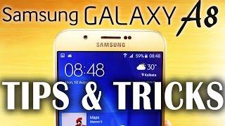 BEST Samsung GALAXY A8 TIPS & TRICKS, Hidden Features!