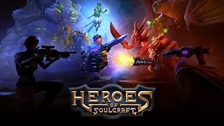 Heroes of SoulCraft - MOBA Android GamePlay Trailer (1080p)