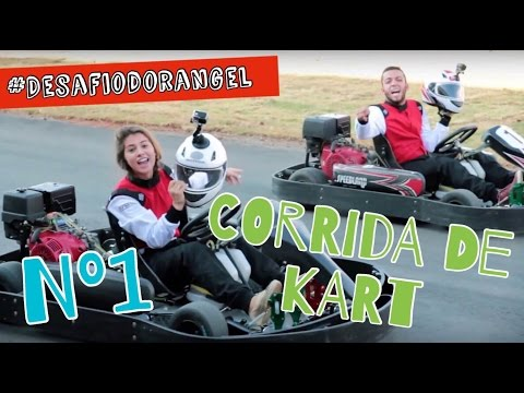 DesafioDoRangel 1 CORRIDA DE KART c Gabi Lenzi