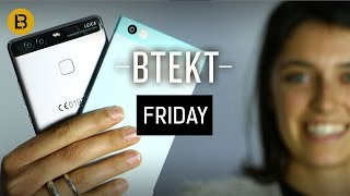 Friday Update: P9 Lite! Nextbit Robin! And we have a winner!