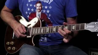Gibson Les Paul Standard Premium Quilt  •  SN: 140009974