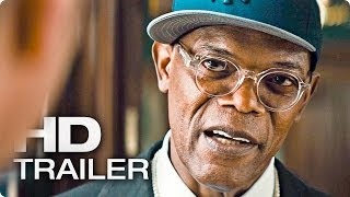 KINGSMAN: THE SECRET SERVICE Trailer Deutsch German | 2015 Samuel L. Jackson [HD]