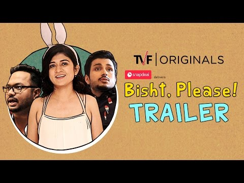 TVF's Bisht, Please!   Official Trailer   Releasing 31st March only on TVFPlay