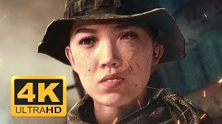 Battlefield 4 - Full Campaign Walkthrough [4K/60FPS]