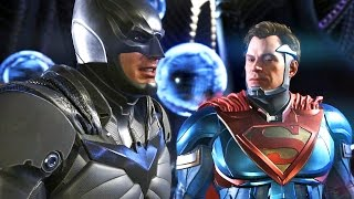 INJUSTICE 2 07: Os Melhores do Mundo - PS4 / Xbox One gameplay
