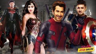 যদি সুপার হিরো হয় কোলকাতার তারকারা | Bengali Stars Who Perfect for Comic Superheroes On Screen