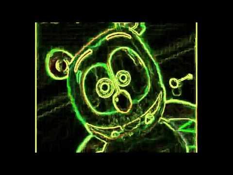 gummy bear song full GERMAN & GLOWY Reversed