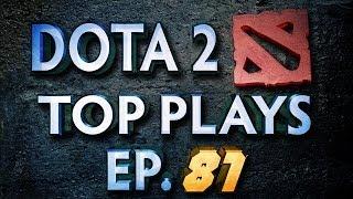 Dota 2 Top Plays Weekly - Ep. 81