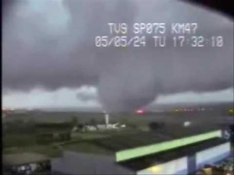 Tornados no Brasil video clip