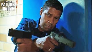THE EQUALIZER 2 Clips NEW (2018) - Denzel Washington Action Thriller Sequel