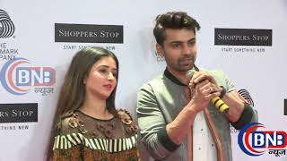 EXCLUSIVE INTERVIEW OF SHRAVAN REDDY AND SANA AMIN SHEIKH ANNOUNCE WINNER WOOL FEST 2017