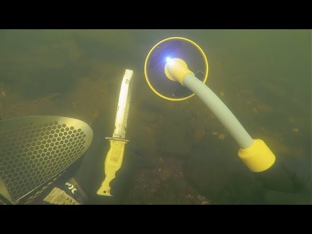 Metal Detecting Underwater for Lost $27,000 Ring! (Scuba Diving) | DALLMYD