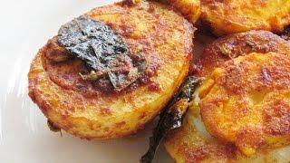 Masala Egg Fry - Malabar Style Egg Masala Fry - Kerala Recipes | Nisa Homey