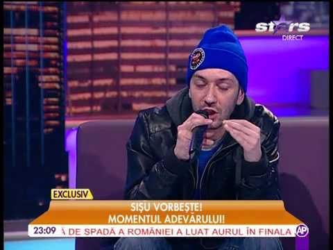Interviu Sisu La Antena Stars