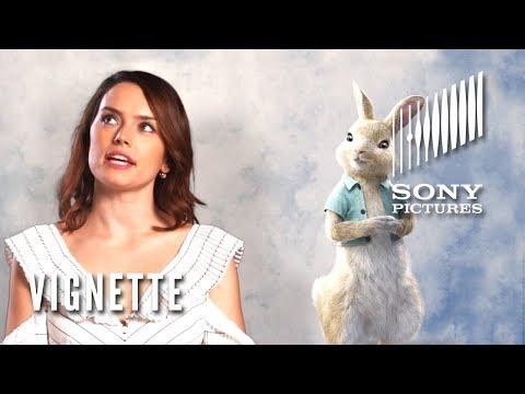 Xxx Mp4 PETER RABBIT Vignette Daisy Ridley As Cotton Tail 3gp Sex