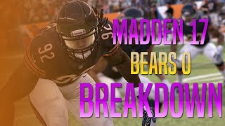 Madden 17 Playbooks - Bears Offense Goes For 2 + The Win? (Episode 19)