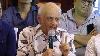 Mukesh Bhatt On Censor Board Banning Udta Punjab