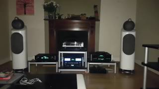 Sacd and Turntable comparison part 1-Mcintosh sacd