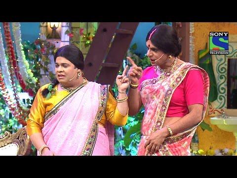 Rinku ji ke unchey vichaar -The Kapil Sharma Show- Episode 13-4th June 2016