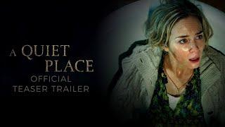 A quite place horror film المكان الهادئء من اقوى افلام الرعب مترجم كوايت بليس