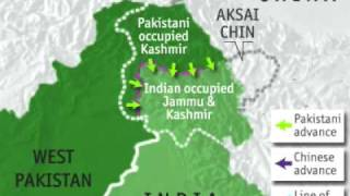 Videographic: India, Pakistan and Kashmir | The Economist