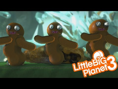 Xxx Mp4 EVIL POO IS AFTER US LittleBIGPlanet 3 Gameplay Playstation 4 LBP 3 3gp Sex
