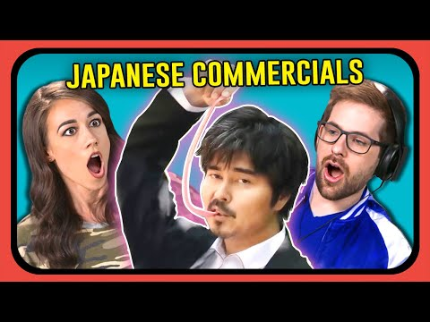 Download YOUTUBERS REACT TO JAPANESE COMMERCIALS (Long Long Man) On ELMELODI.CO