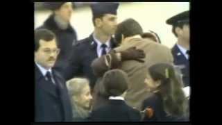 1981 Iran Hostages Return