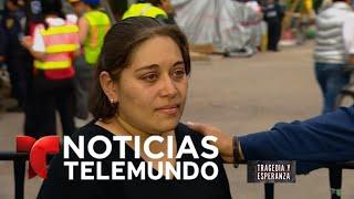 Madre de niña fallecida en colegio exige que no sea demolido | Noticiero | Noticias Telemundo