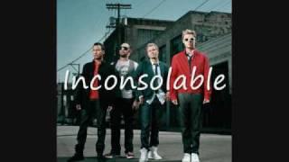 Inconsolable lyric