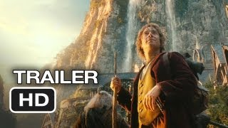 The Hobbit Official Trailer #2 (2012) - Lord of the Rings Movie HD