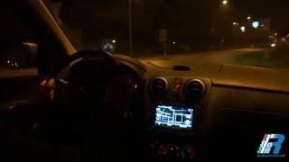 Prova su strada Dacia Lodgy Stepway - test drive