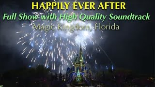 Happily Ever After COMPLETE Show & Soundtrack with Bonus Instrumental Track - (2017)
