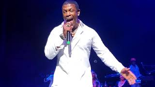 Keith Sweat - How Deep Is Your Love (Concert Performance)