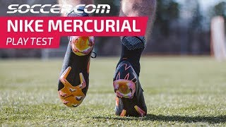 Nike Mercurial Black Superfly 360 Play Test and Review