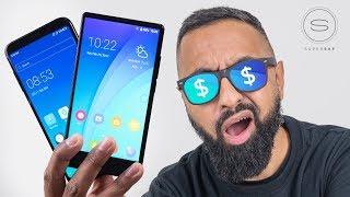 $150 Bezel-less Smartphones!