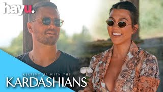 """""""We Are Soulmates In A Sense"""" Kourtney on Scott 