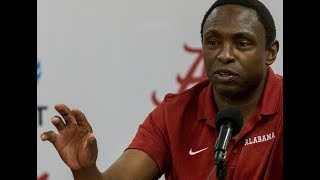 Avery Johnson talks about season opener, missing Collin Sexton and others, Wednesday