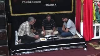 Majlie e Inhedam e Junnat Al Baqee  Moulana Mushtaq Hussain Sahab
