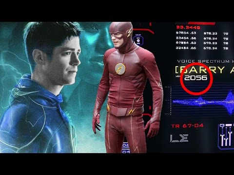 What ACTUALLY Happens in 2056 The Flash Season 3