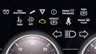 International Trucks - Dashboard Lights