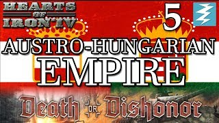 EMPIRE ASSEMBLES [5] Death or Dishonor - Hearts of Iron IV HOI4 Paradox Interactive