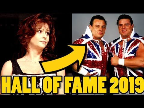 13 WWE Superstars Who Should Be In The WWE Hall of Fame 2019